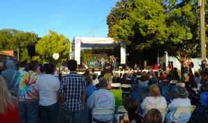 The Atlanta Rhythm plays the 2014 Taste of Chamblee Festival on the Discover DeKalb Stage